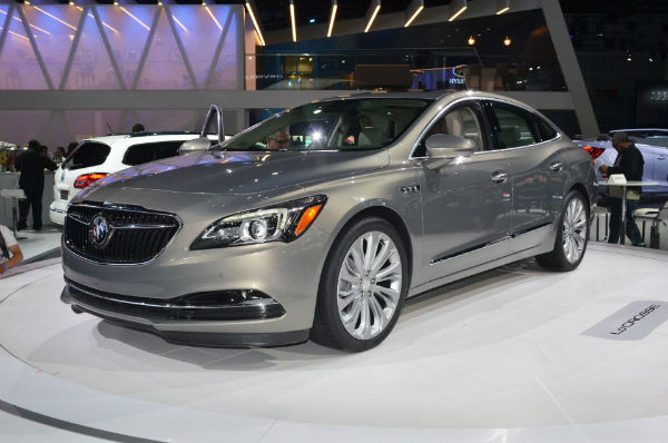 2017 Buick LaCrosse Coupe