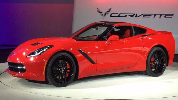2017 Chevrolet Corvette Stingray ZR1