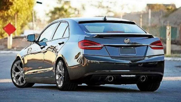 2017 Buick Regal GNX